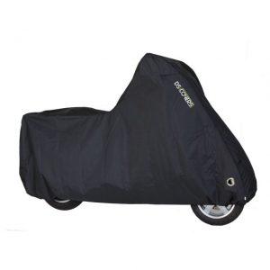 scooterhoes met windscherm maat M