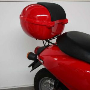 Topkoffer Paris rood