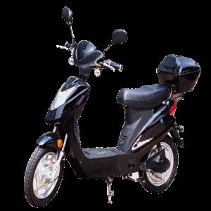 City Valencia scooter zwart