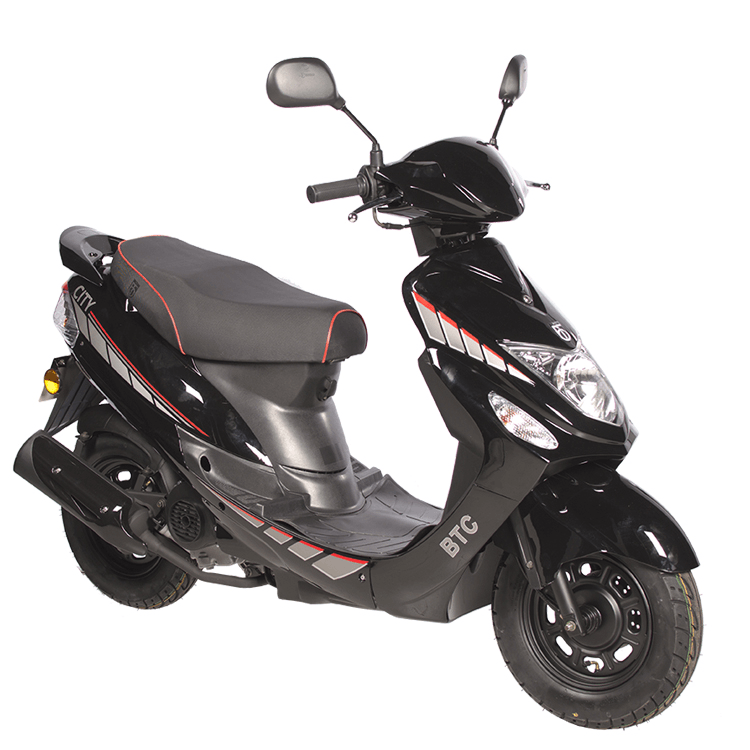 City scooter BTC zwart