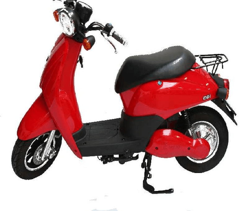 City Paris scooter rood