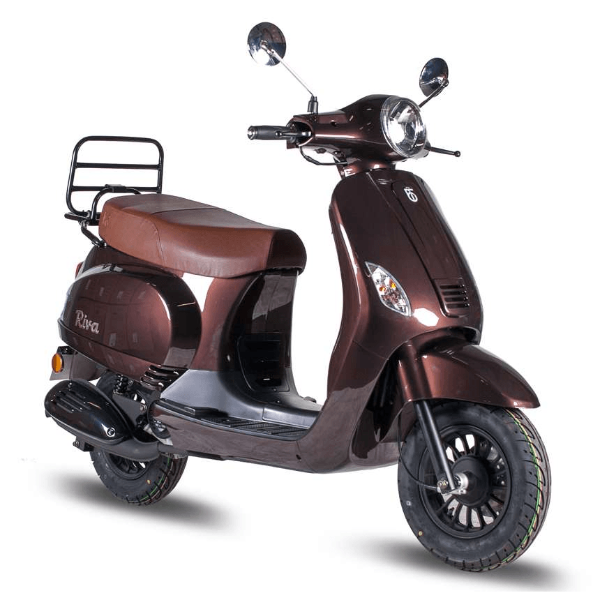 Riva scooter chocobruin
