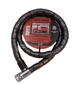Kettingslot TopLock L=120cm vast