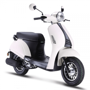 BTC Riva2 scooter wit