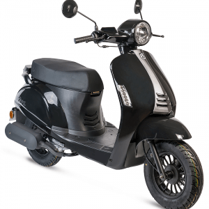 BTC Riva2 scooter zwart