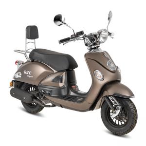 BTC_Legend scooter mat-bruin