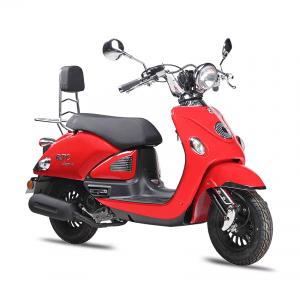 BTC_Legend scooter rood