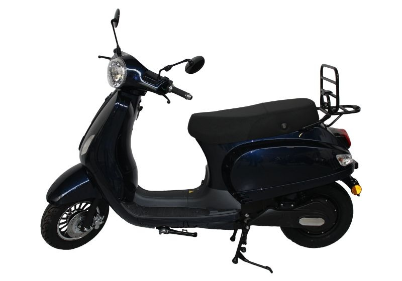 MPI Elektrische Vicenza Scooter – donkerblauw