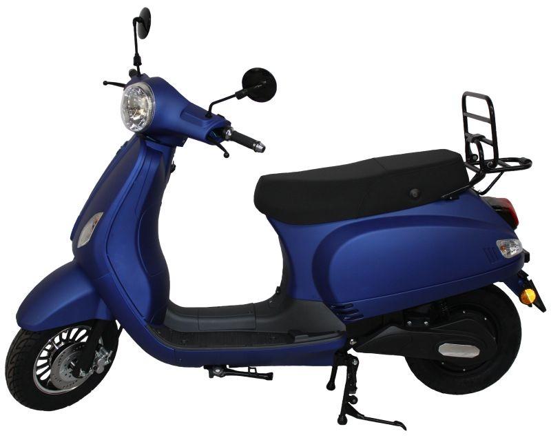 MPI Elektrische Vicenza Scooter – mat blauw