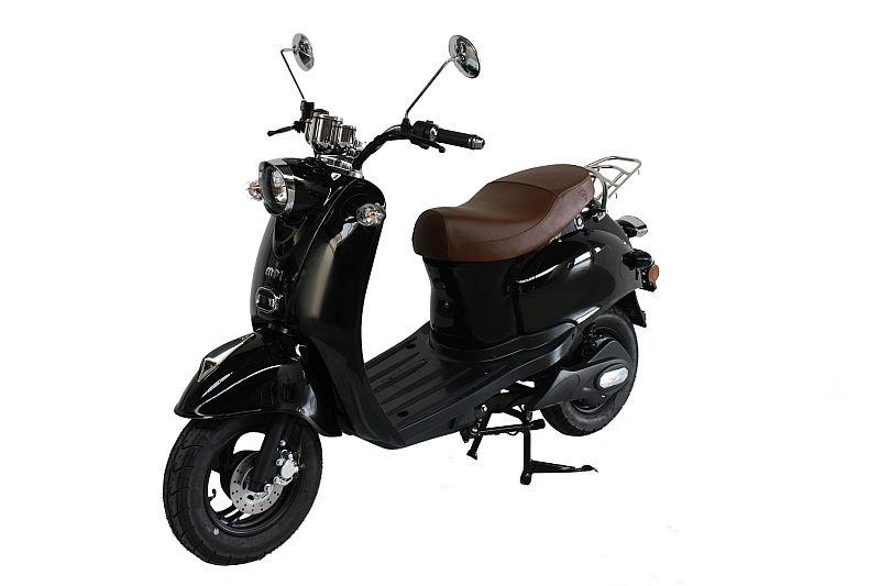 MPI Elektrische Classic Scooter – zwart
