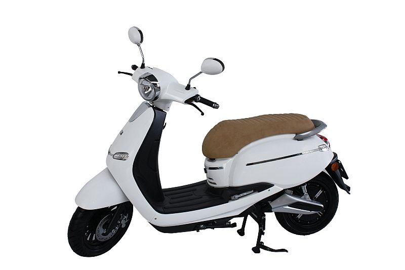 MPI Elektrische Cruise Scooter – wit