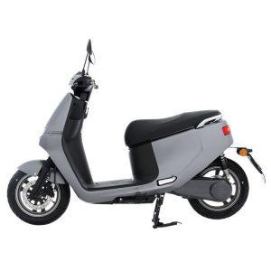 ecooter-e2-zijaanzicht-matgrijs